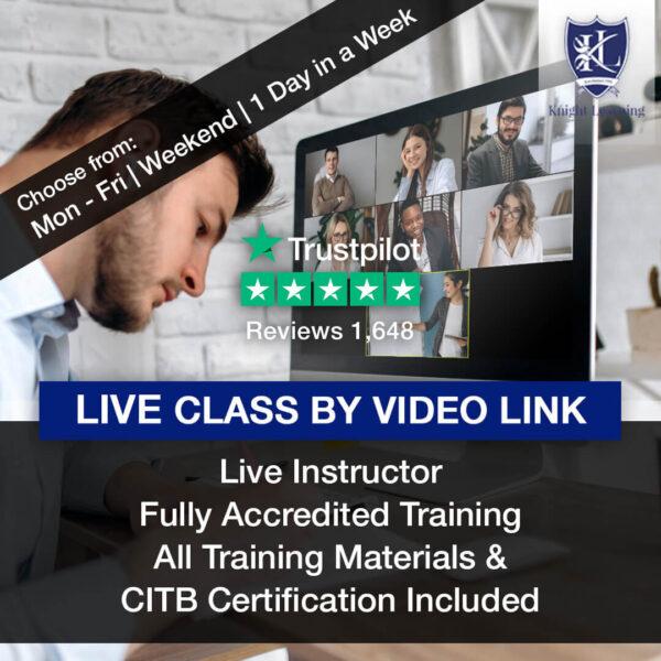 CITB-SMSTS-Virtual-Class-Live-Video-Link